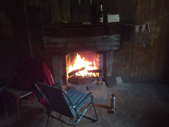 Does it get cosier than this?