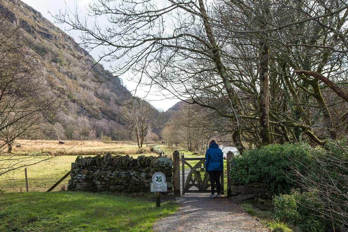 Beddgelert Walk to Gelert's Grave