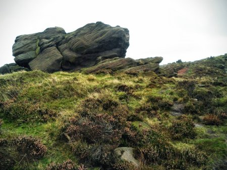 A Walk Around The Roaches, Lud's Church, Hen Cloud, and Ramshaw Rocks