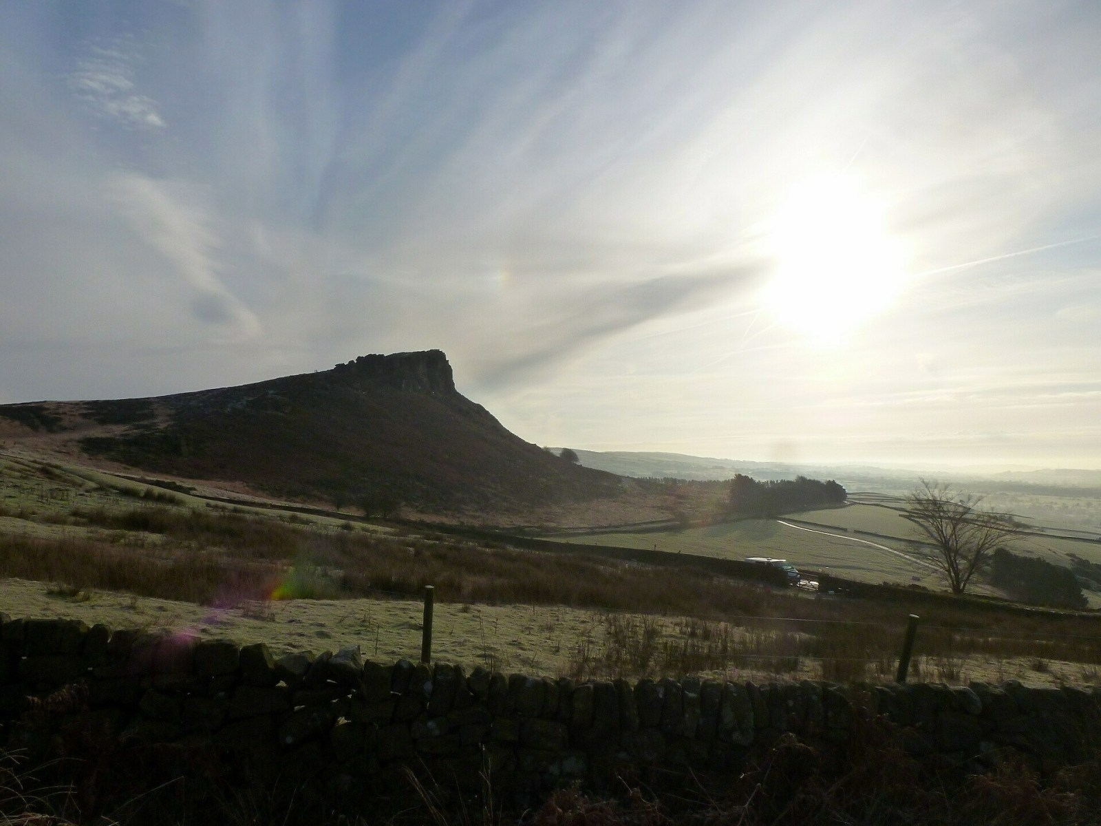 A Walk to The Roaches and Lud's Church - Hens Cloud