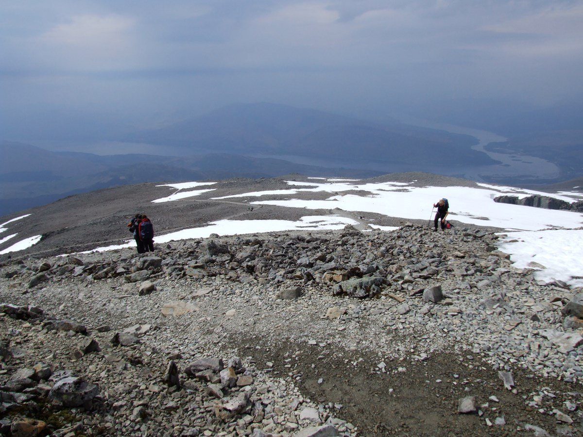 All the Routes up Ben Nevis
