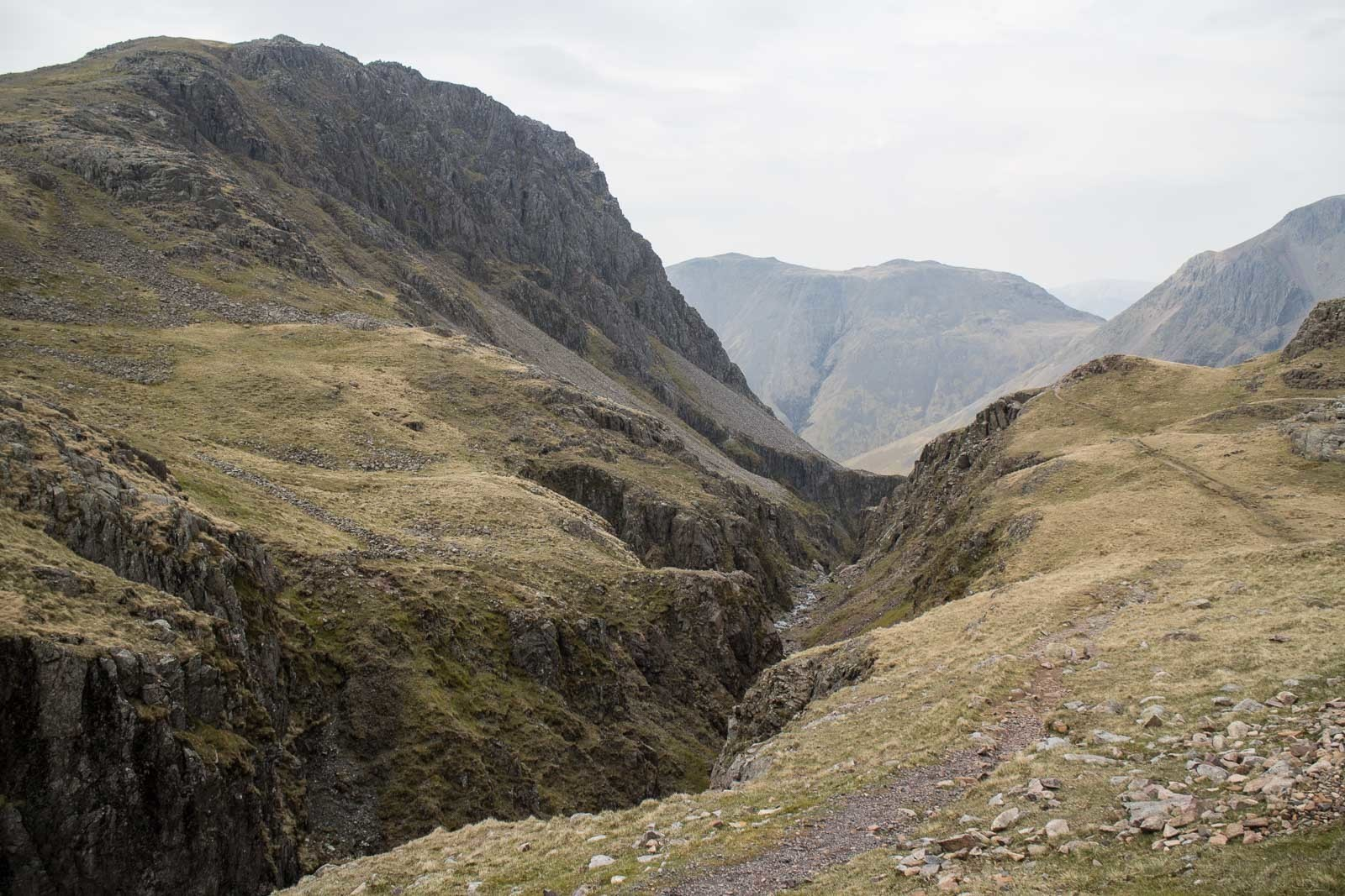 Best Walks from Wasdale - Pier's Gill