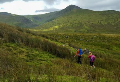 Best Mountain Walks in Snowdonia