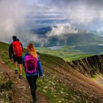 All the Walking Routes up Snowdon