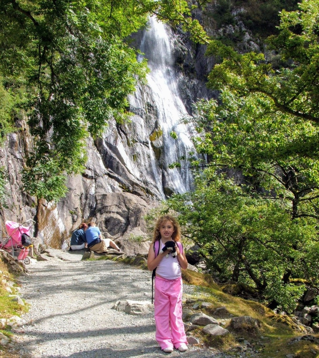 Great North Snowdonia Walks and Hill Walks with Children