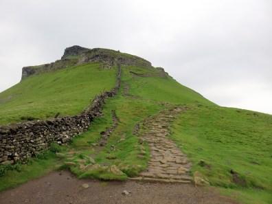 002 - Climbing pen y ghent