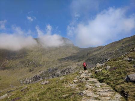 Snowdon via The Watkin Path