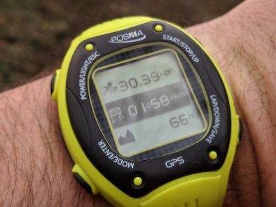 Posma W3 GPS Watch