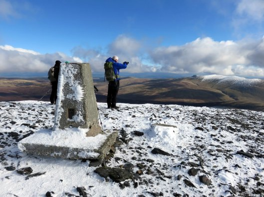 The Highest Mountains In England - The Top 25