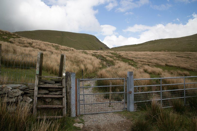 Clogwyn y Gwin Path and Maesgwm (117 of 135)