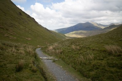 Clogwyn y Gwin Path and Maesgwm (119 of 135)