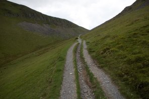 Clogwyn y Gwin Path and Maesgwm (121 of 135)