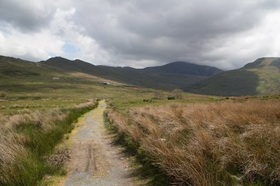 Clogwyn y Gwin Path and Maesgwm (129 of 135)