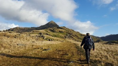Walk up Cnicht from Croesor Circuit - Cambrian Way