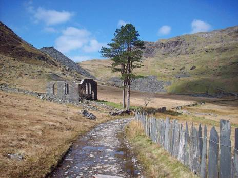 The Snowdonia Slate Trail