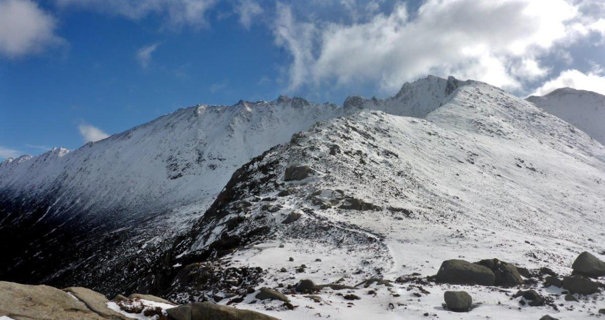 Walk up Goatfell via Glen Rosa