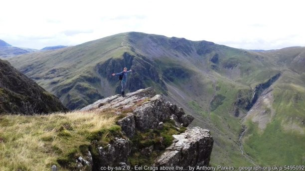 Best Walks from Keswick in the Lake District - High Spy