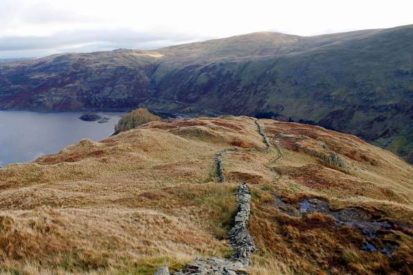 Walk up High Street from Mardale Head (Haweswater)