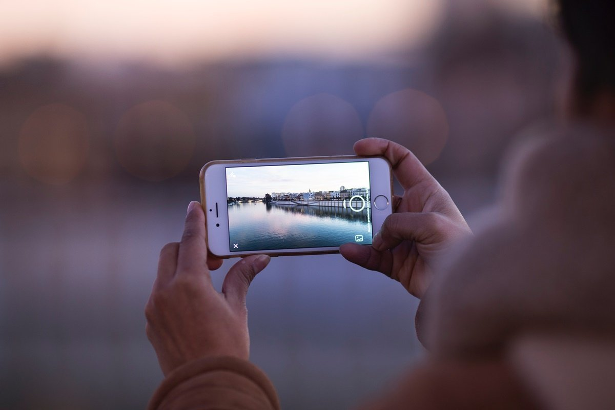 How to take good hill walking photos on your smartphone