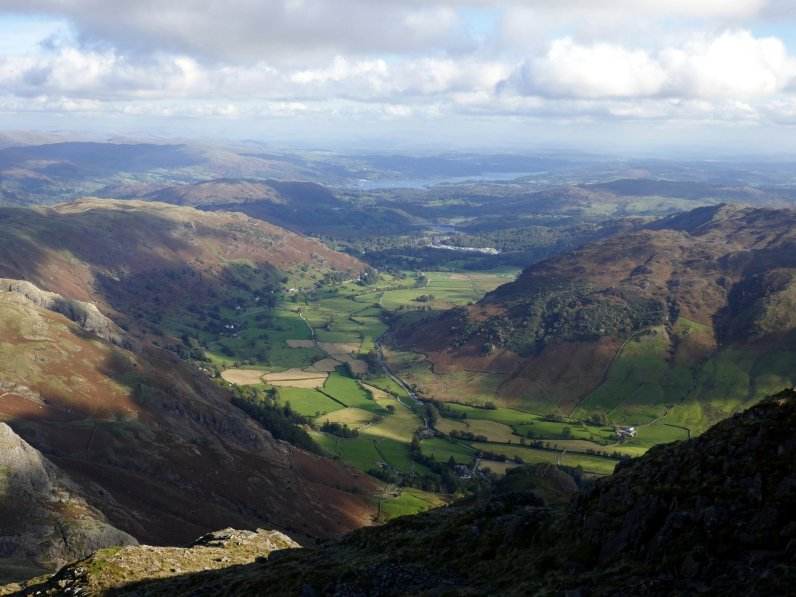 10 Harder Fell Walks in the Lake District