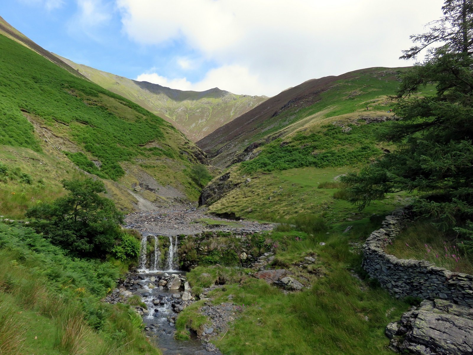 Blencathra via Halls Fell Ridge