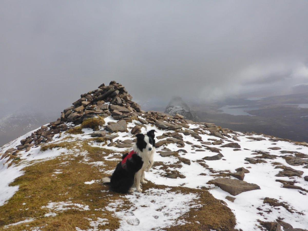 Walk up Suilven from Glencanisp