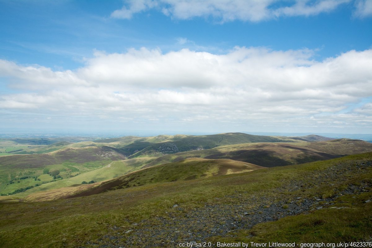 All the Walking Routes up Skiddaw