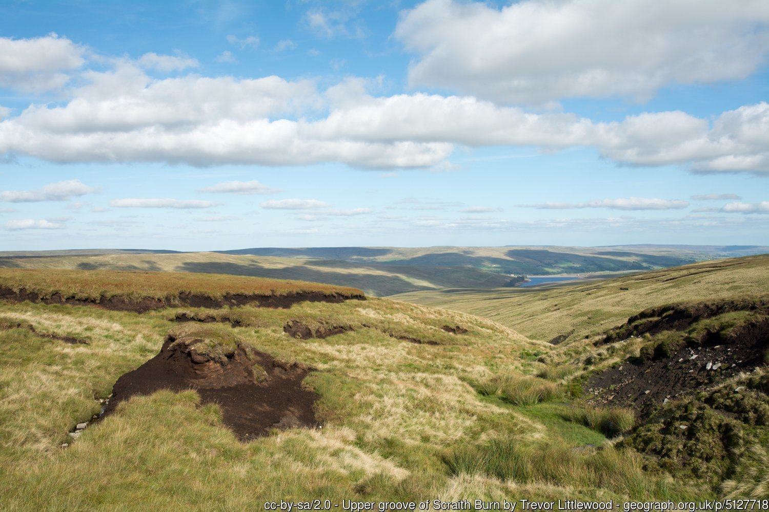 22 - Burnhope Seat - The Highest Mountains In England - The Top 25