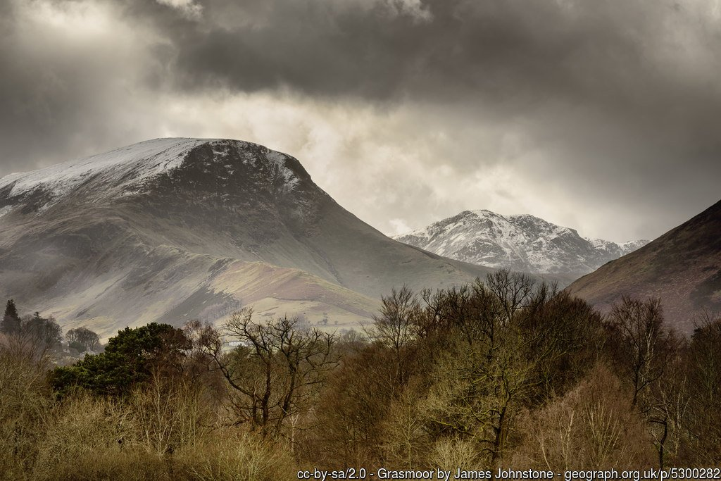 9 - Grasmoor - The Highest Mountains In England - The Top 25