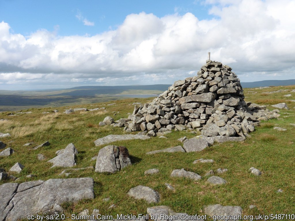17 - Mickle Fell - The Highest Mountains In England - The Top 25