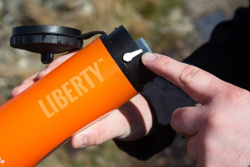 LifeSaver Liberty Bottle Review
