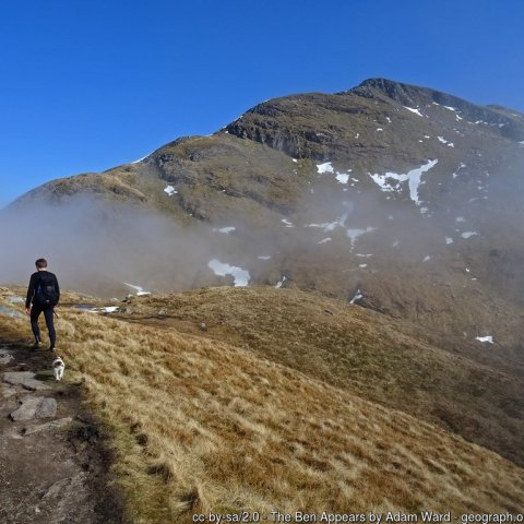 Walk up Ben Lomond From Rowardennan