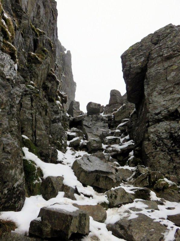 Walk up Beinn Narnain and Ben Arthur (The Cobbler)