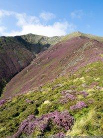 Doddick Fell route up Blencathra