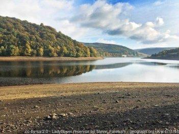 Win Hill Walk from Ladybower Reservoir