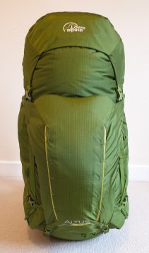 Lowe Alpine Altus 52-57 Pack Review2