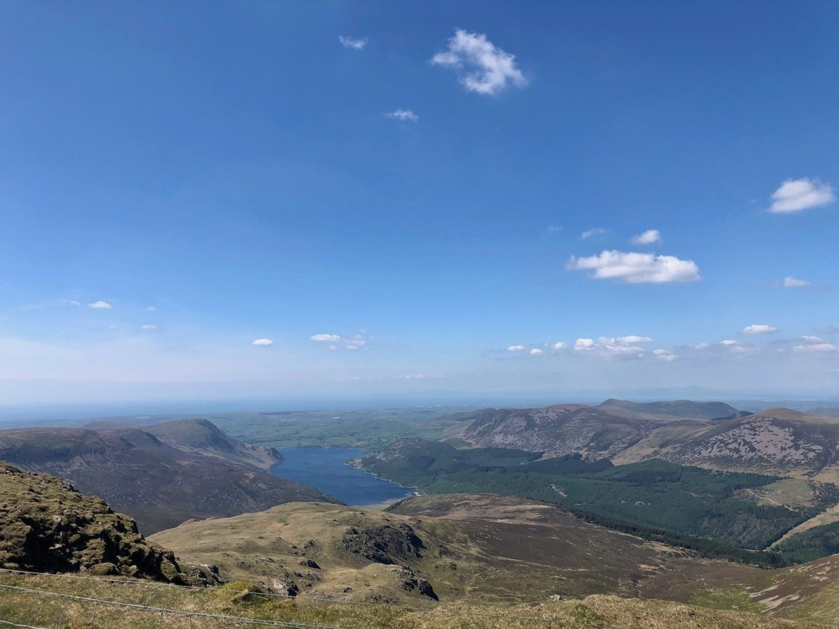 Walk up Caw Fell, Haycock, Scoat Fell and Steeple from Ennerdale