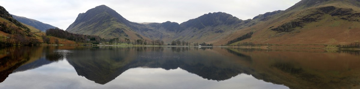 Walk around Buttermere