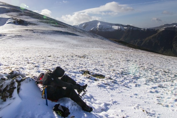 You'll need to make sure your boot's suitable for crampon use