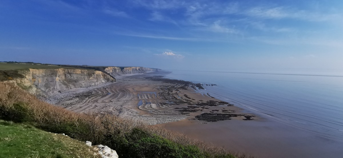 Nash Point to Ogmore on the Wales Coast Path