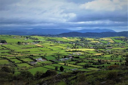 Walk up Slieve Gullion
