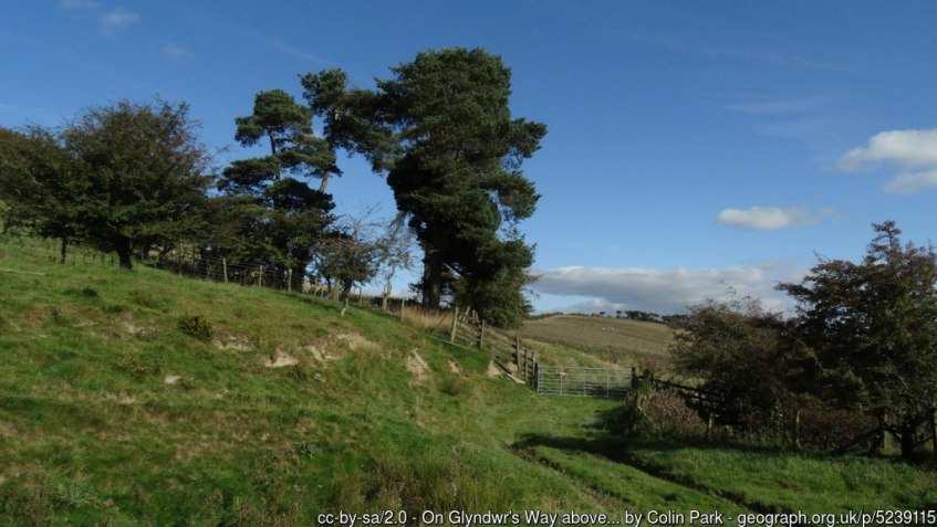 Knighton geograph-5239115-by-Colin-Park