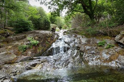 Walk up Slieve Commedagh via Glen River