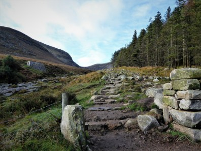 Slieve Commedagh via Glen River 4.0