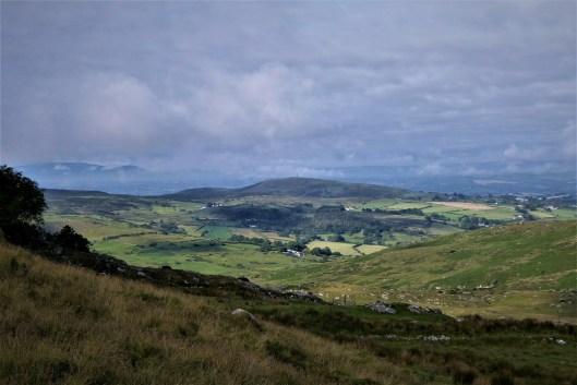 10.4 Dechomet Mountain Walk up Cratlieve - Dromara Hills