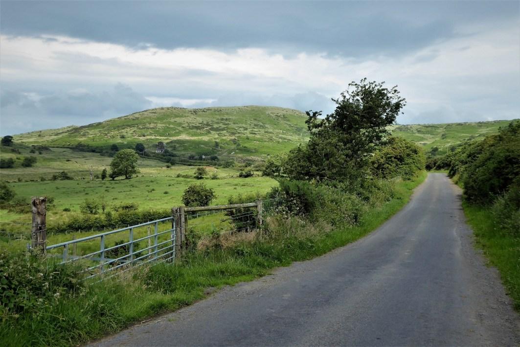 18.0 Walk up Cratlieve - Dromara Hills