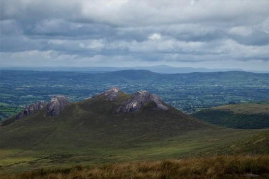 18.5 Five Mourne peaks