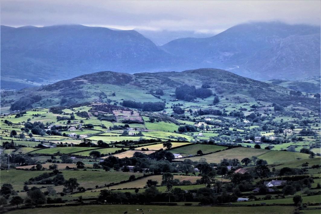 19.0 Walk up Cratlieve - Dromara Hills