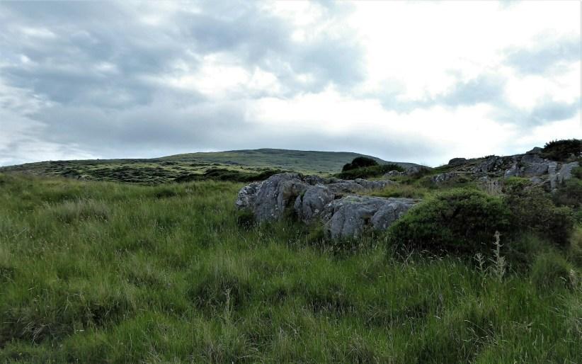 6.0 Walk up Cratlieve - Dromara Hills