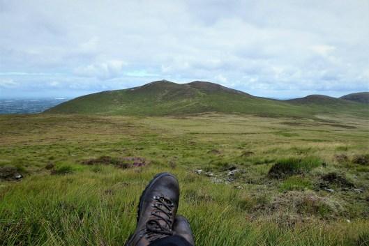 8.1 Five Mourne peaks